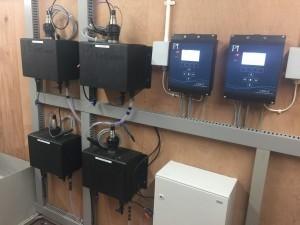 Turbidity Meter installation at Kilva